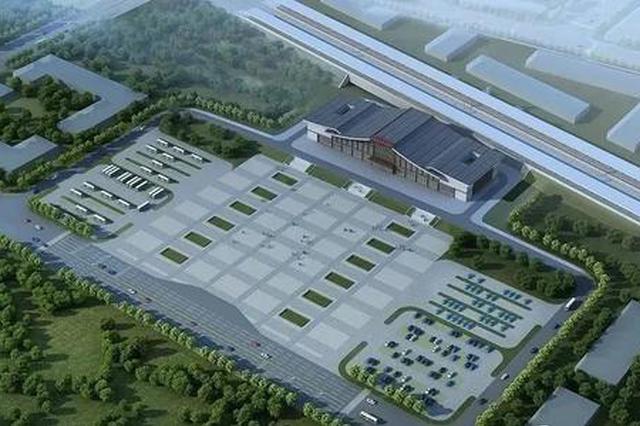 阜城规划新添一座高铁站