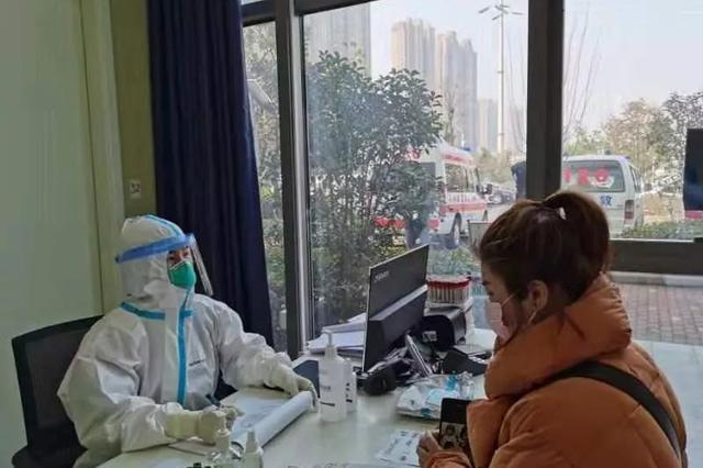阜阳市23家医院设发热门诊