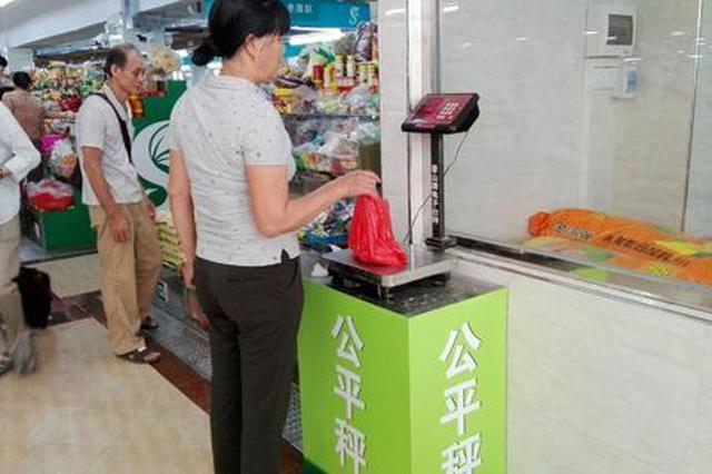 芜湖:菜市场找不到公平秤?摊贩缺斤少两?