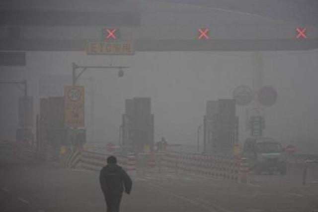 安徽27县(市)发布大雾预警 局地能见度已降至50米