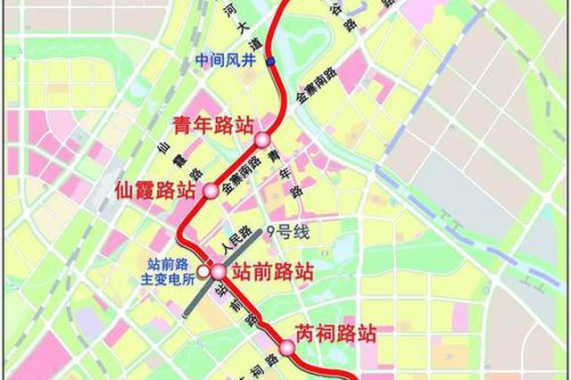 注意!合肥地铁3号线延长线沿线部分道路22日将封闭