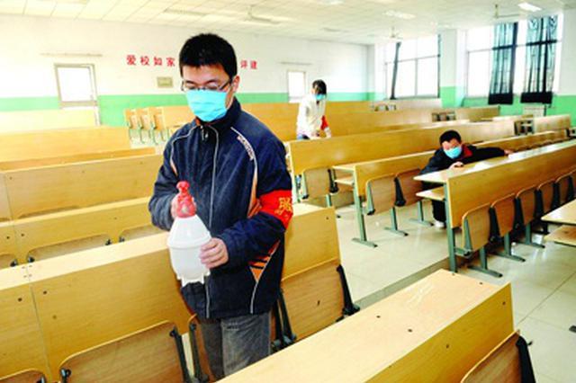 安徽疾控提醒:一日新发5例流感 班级可评估停课