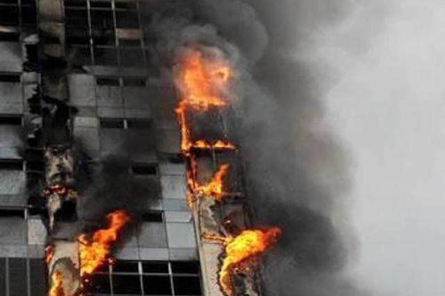 合肥一90岁老人被困火场 !近期类似火灾发生20余起