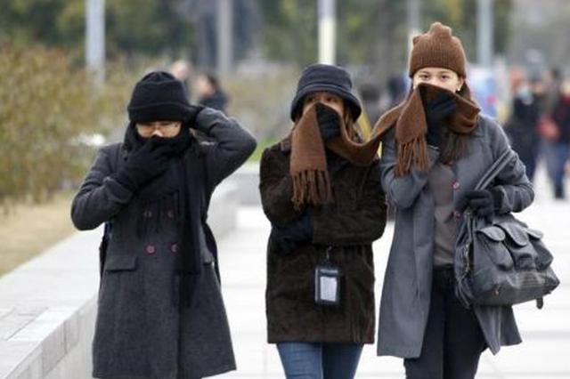"""冷空气已经""""发货"""" 28日抵达安徽"""