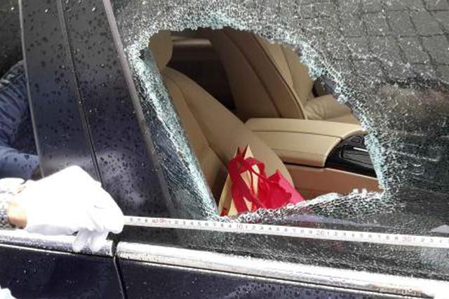 疯狂流窜作案30余起 芜湖破获系列砸车盗窃案