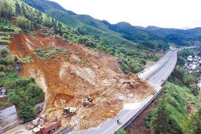 五年来 安徽省无人员因地质灾害死亡