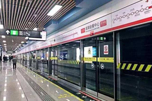合肥在建5条地铁线最新进展