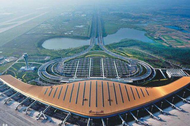 合新六城际铁路将在新桥机场航站区内设置站点