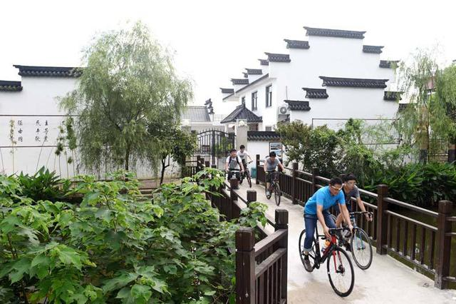 犁桥村入选全国乡村旅游重点村