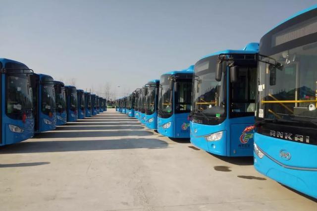合肥北城再添两条新公交线路