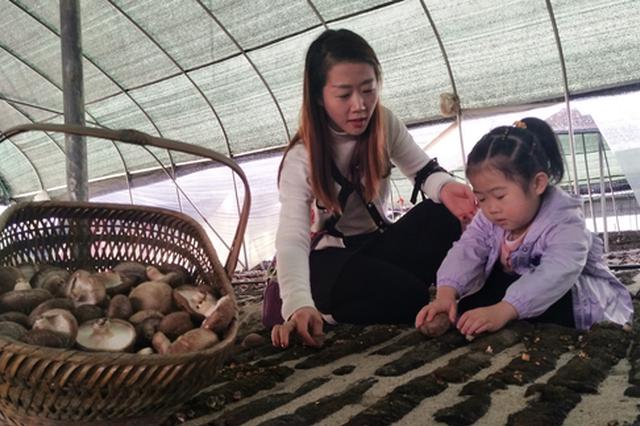 安徽休宁:旅游扶贫热乡村