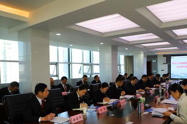 今年皖江五市检察机关共关停整治违法排污企业128家