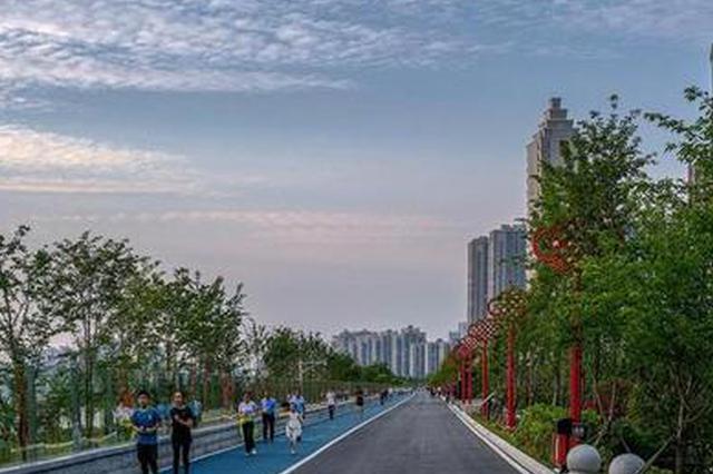 """芜湖市对十里江湾公园乱象""""亮剑"""""""