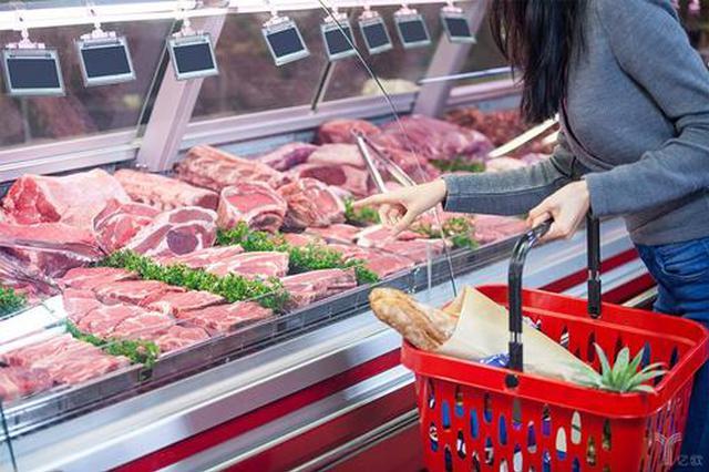 合肥开展全市农贸市场冷链食品大排查