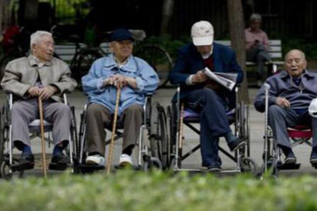 两年内安徽将进入中度老龄化社会
