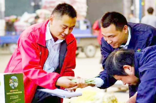 从拉板车卖菜到年销售超亿元 阜阳农民工的致富之路