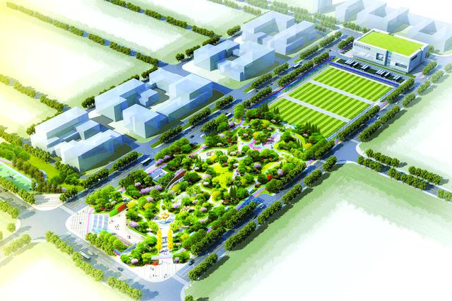 合肥蜀山体育公园足球场将于年底建成