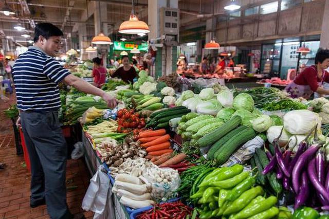 李朝阳:让脏乱差不再是菜市场的代名词