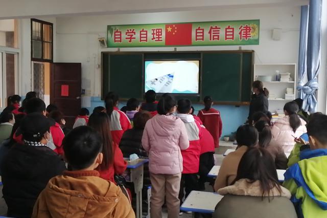 亳州市八角台小学:家校合作 携手共进