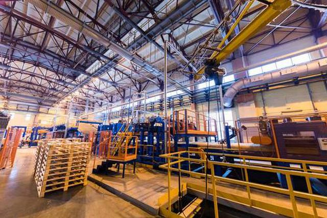 安庆化工新材料等10个首位产业营收突破百亿元