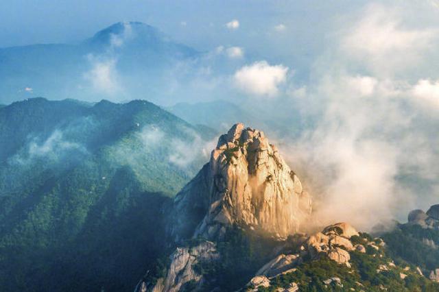 潜山创成国家全域旅游示范区