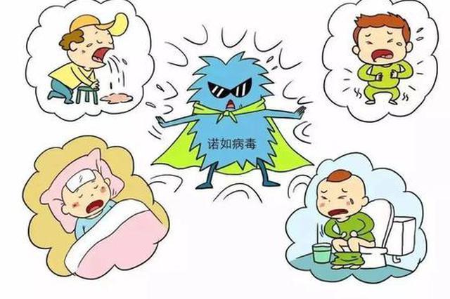 12月注意预防水痘、诺如病毒与一氧化碳中毒