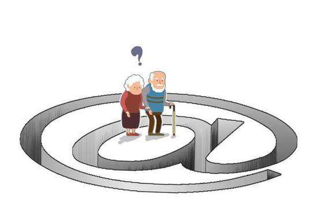 """帮助老人跨越""""数字鸿沟"""""""