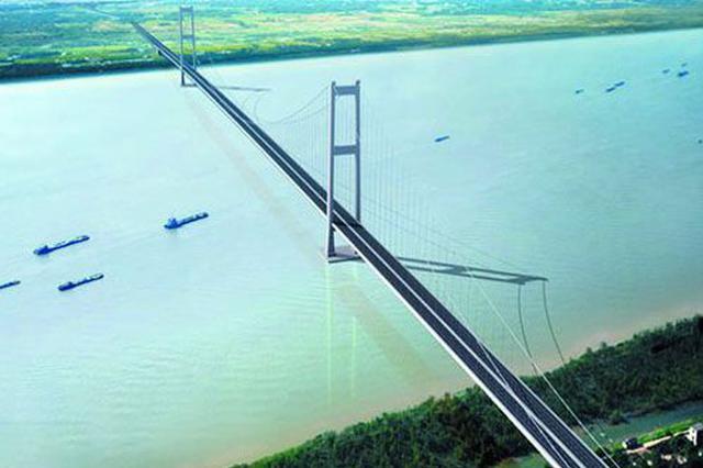 安徽再多一座长江大桥!马鞍山长江公铁大桥即将开工