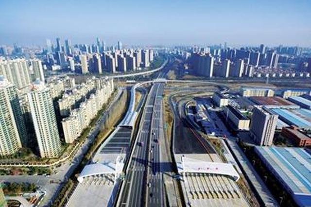 2021年合肥市大建设计划发布 多条路将新建高架