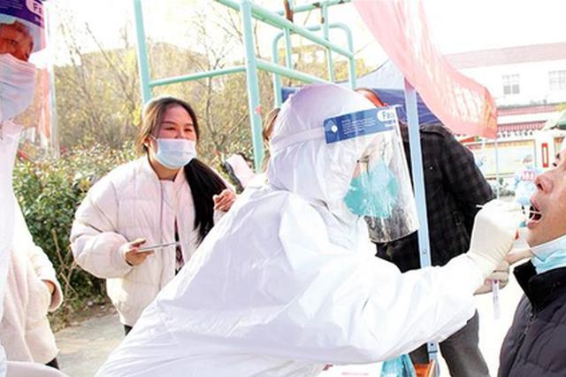 安庆核酸检测能力已达每天4.6万余人份