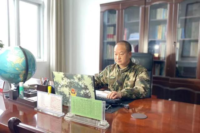 【人大代表】汪昌喜:守为民初心 扬军人本色