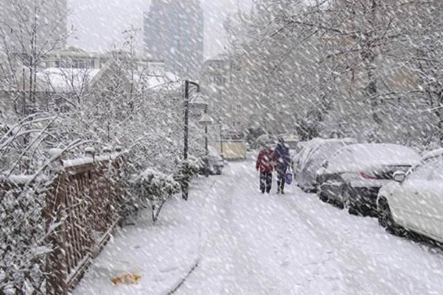 """""""小晴歌""""循环播放就这几天 周末安徽又有雪花飘了"""