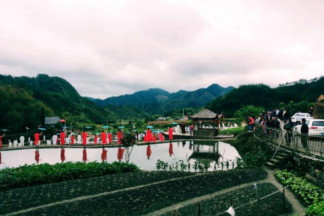 宣城绩溪县家朋乡:打造乡村旅游品牌