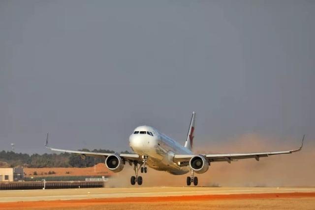 试飞!芜湖宣州机场开航投运倒计时