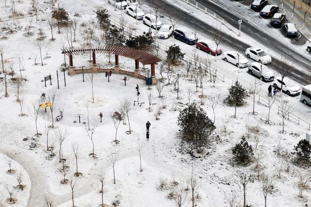 一波雨雪天气已打包启程 21日起安徽气温或降8℃