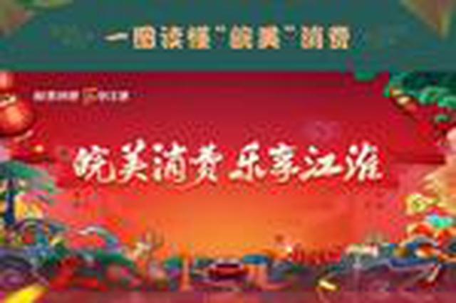 """""""皖美消费 乐享江淮""""2021跨年迎新购物季开启"""