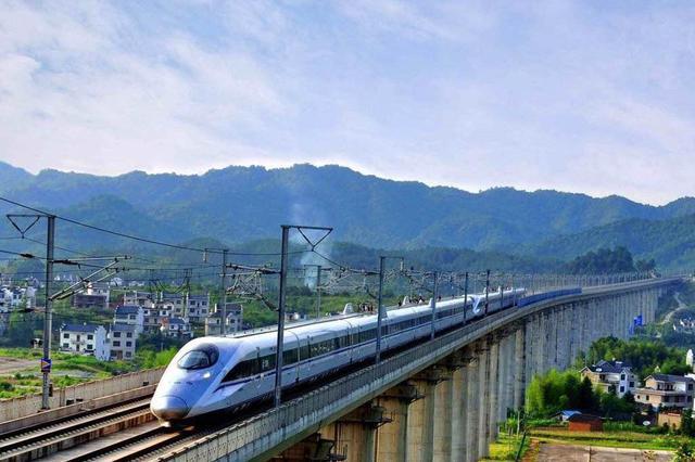 今后芜湖坐高铁可直达舒城等地 全程仅需一个多小时