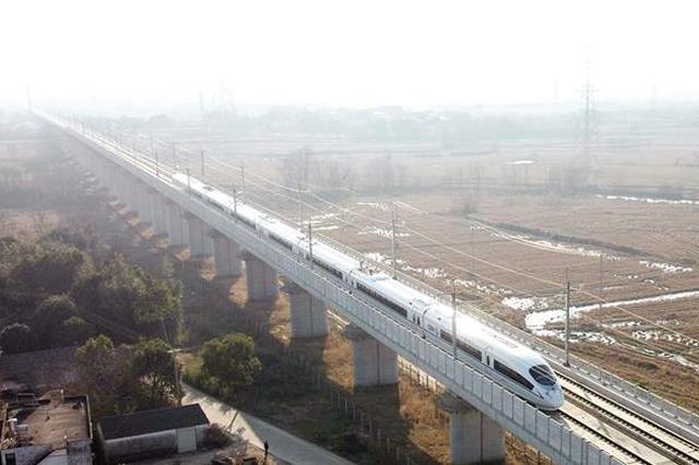 1月20日零时起实施新列车运行图 淮北站增开6趟高铁