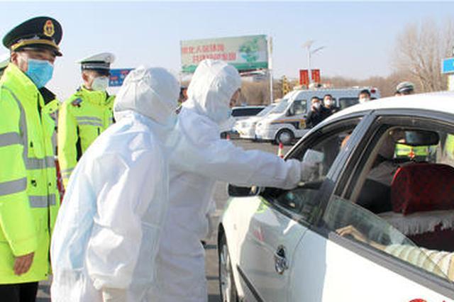 芜湖市人大常委会领导督导检查疫情防控工作
