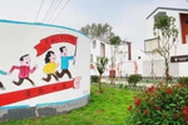 文旅:宿州泗县:筑梦乡村建设 绘写美丽画卷