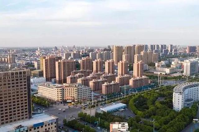 阜阳4县市跻身省县域经济20强