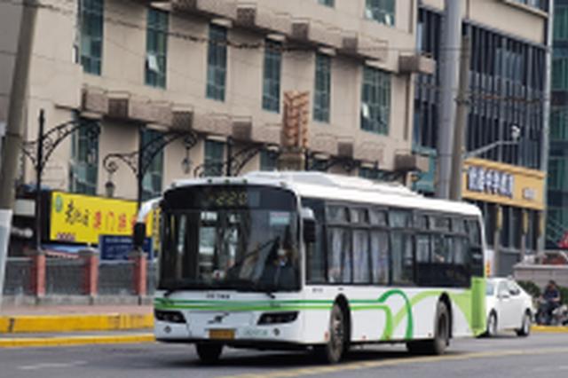 合肥3月1日起调整155路公交线路走向