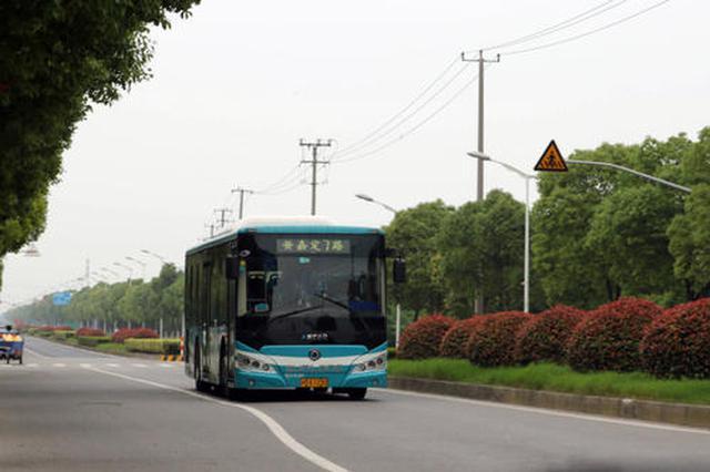 合肥305路公交2月22日起恢复原线路
