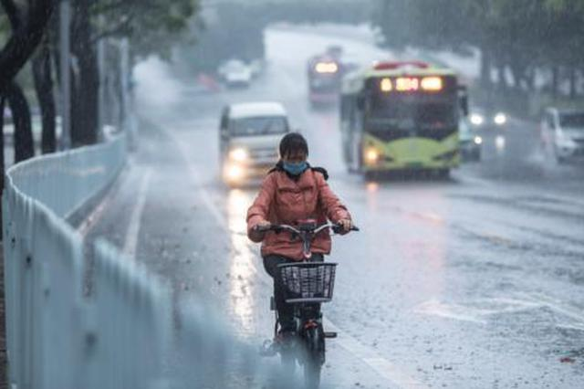 """晴好天气""""余额不足"""" 雨水降温23日起抵达我省"""