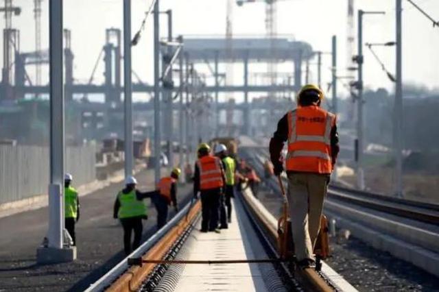 安九高铁安徽段 年底开通运营