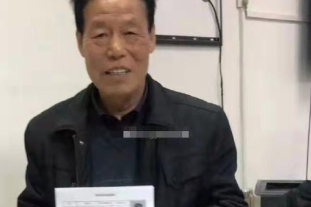 安徽七旬老人 成功考取驾驶证