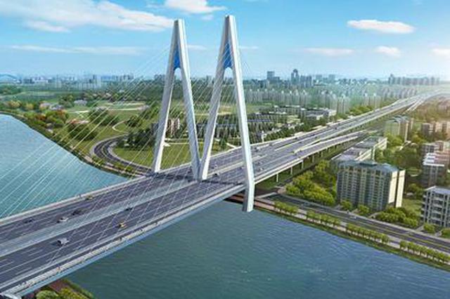 肥西:金寨南路桥本月22日开拆 为引江济淮通航改建