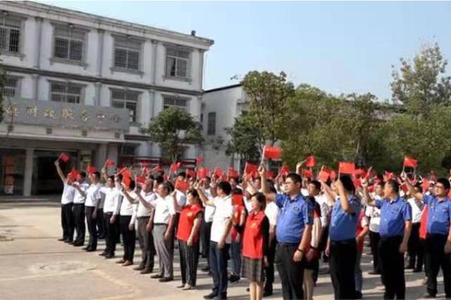 肥东县白龙镇:党建引领民生工程 绘就乡村振兴美丽画卷