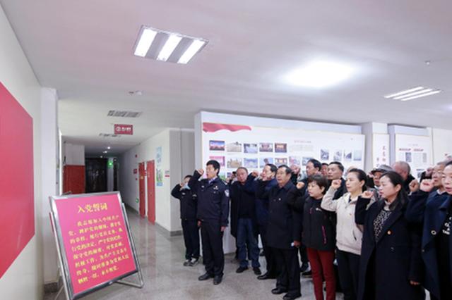亳州:重温党史忆初心 银龄励志再奋进
