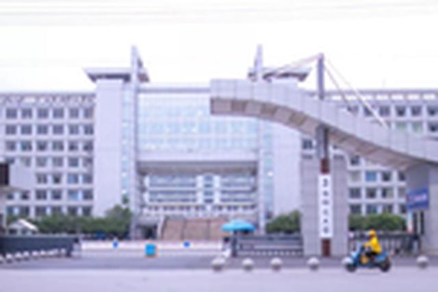 阜师大信息工程学院新校区3成建筑明年交付使用